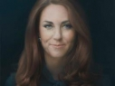 What do you think of the first official portrait of The Duchess Of Cambridge unveiled at the National Portrait Gallery today? Opinions are divided here. By Paul Emsley. — with Becky Canterbury.
